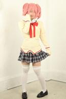 M-6. 魔法少女     ま〇か☆マ〇カ     スクール制服